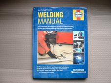 Automotive welding manual,   Haynes manual